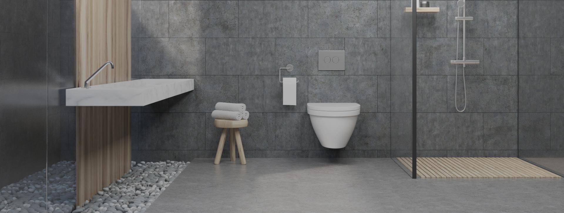 contact panorama bathroom shower screen