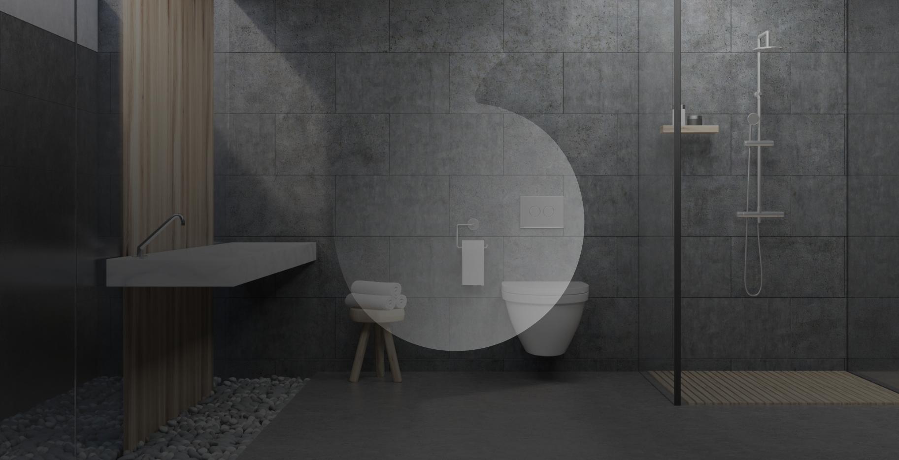 panorama custom shower screen