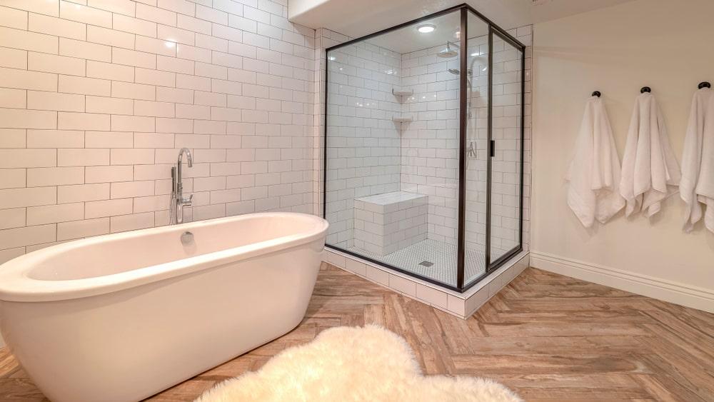 Framed Shower Screens